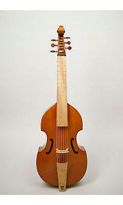 Lu-Mi Standard Tenor Viol after Jaye