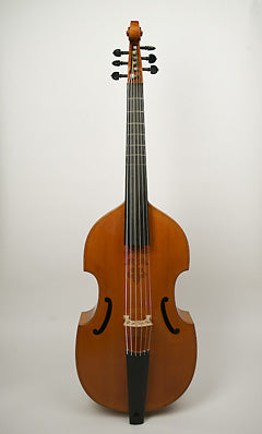 Lu-Mi 6-string Violone in A after Meares