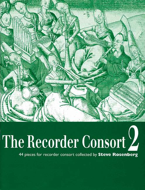 Rosenberg (ed.): The Recorder Consort 2