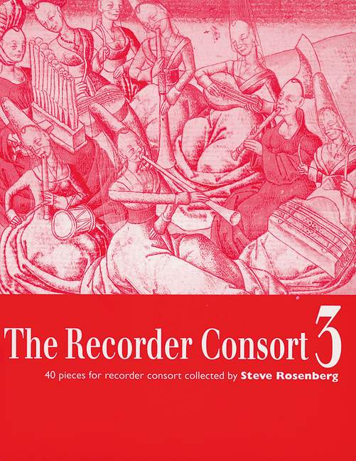 Rosenberg (ed.): The Recorder Consort 3