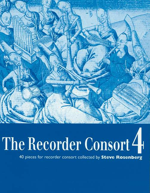 Rosenberg (ed.): The Recorder Consort 4