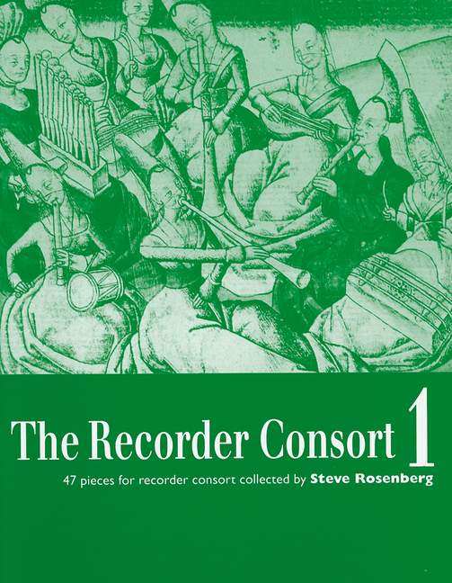 Rosenberg (ed.): The Recorder Consort 1