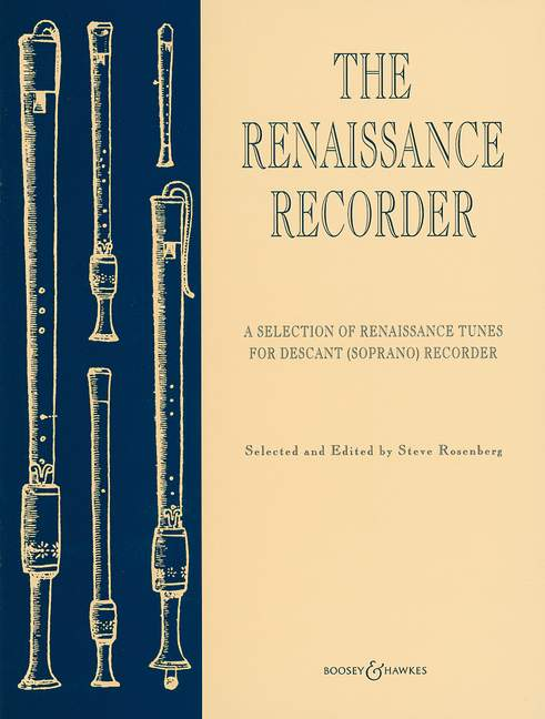 Various: The Renaissance Recorder - Descant Recorder