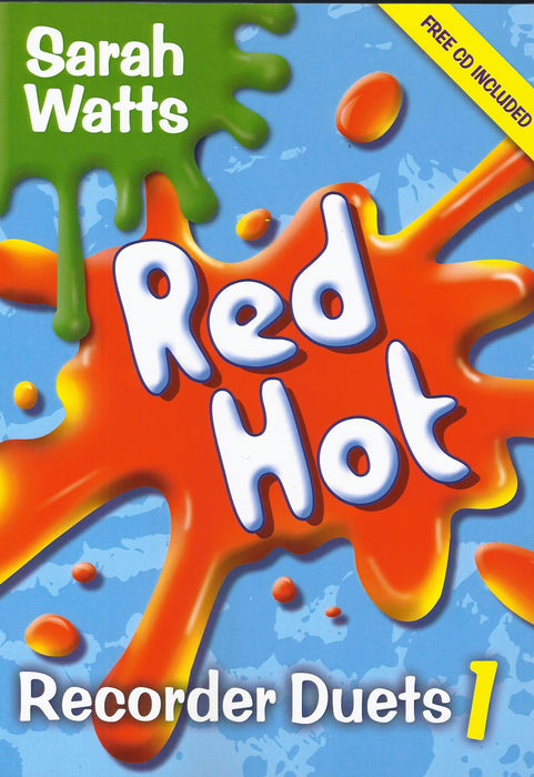 Watts: Red Hot Recorder Duets Vol. 1