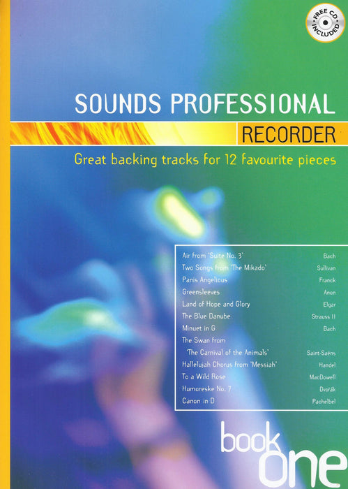 Various: Sounds Professional  - Recorder