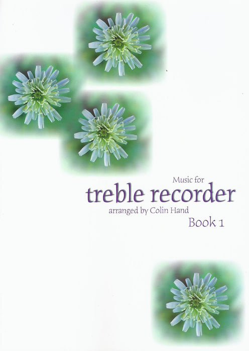 Hand (ed.): Music for Treble Recorder, Book 1