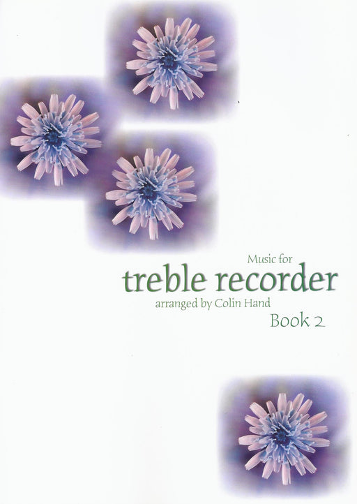 Hand (ed.): Music for Treble Recorder, Book 2