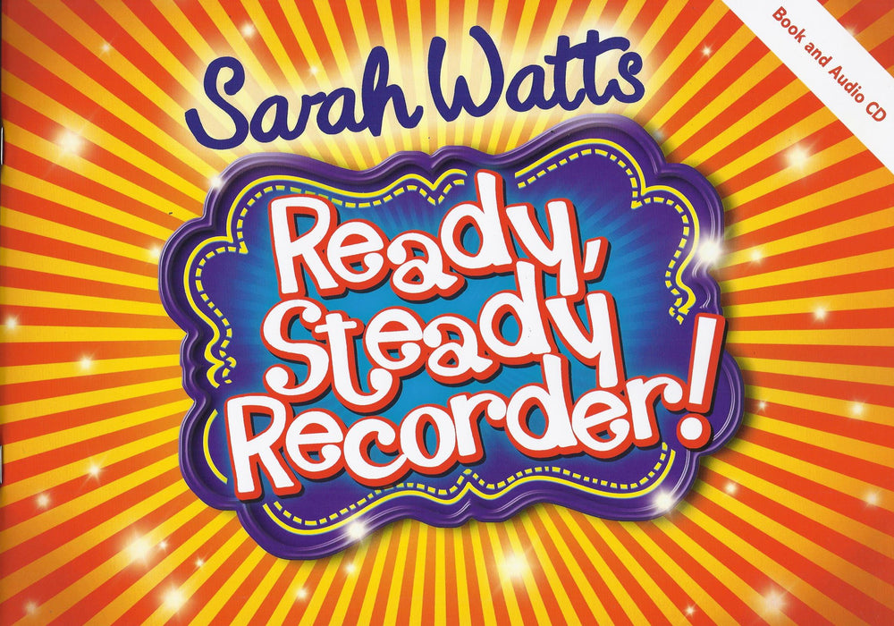 Watts: Ready, Steady Recorder!