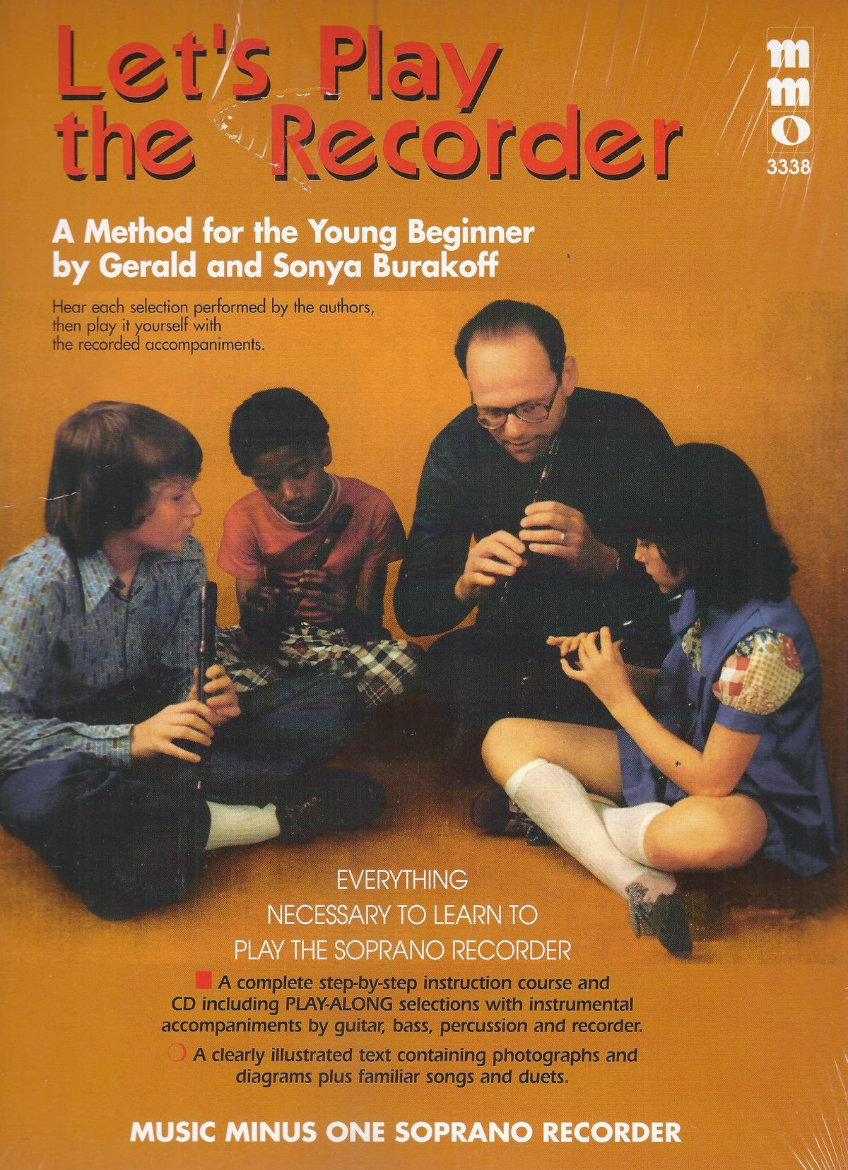 Burakoff: Let's Play the Recorder