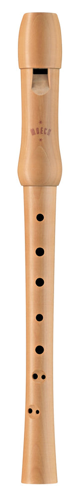 Moeck School Soprano Recorder in Pearwood