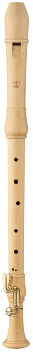 Moeck Flauto Rondo Tenor Recorder with Double Key in Maple