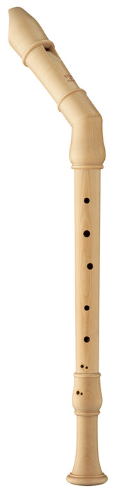 Moeck Flauto Rondo Keyless Knick Tenor Recorder in Maple