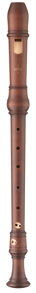 Moeck Rottenburgh Alto Recorder in Stained Maple