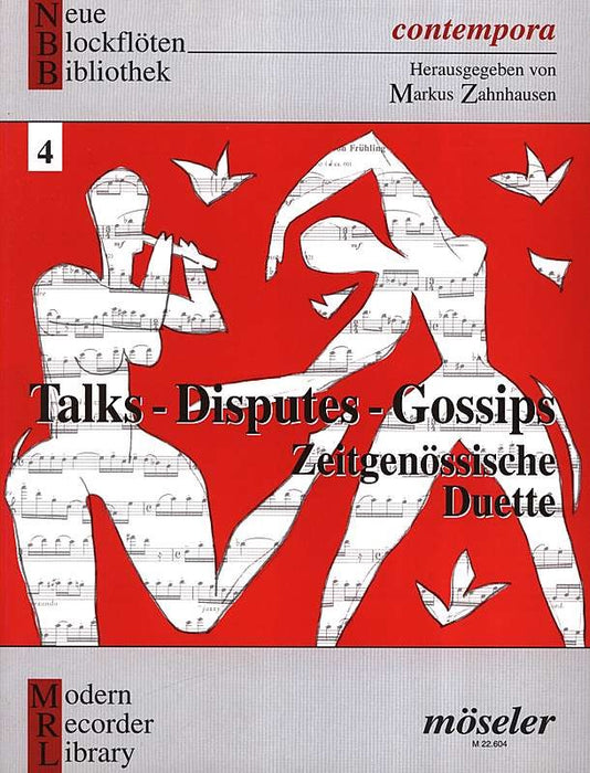 Various: Talks - Disputes - Gossips