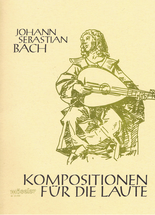 Bach: Compositions for the Lute