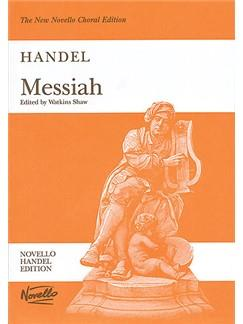 Handel: Messiah - Vocal Score