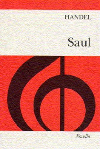 Handel: Saul - Vocal Score