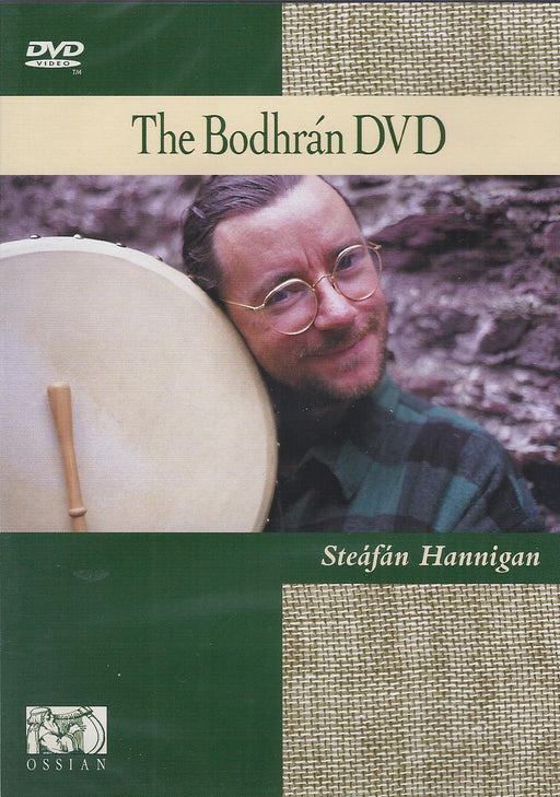 Hannigan: The Bodhran DVD