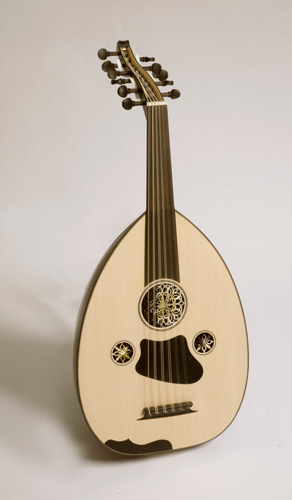 Turkish Ouds - AB1600  - a professionally made Oud direct from Turkey