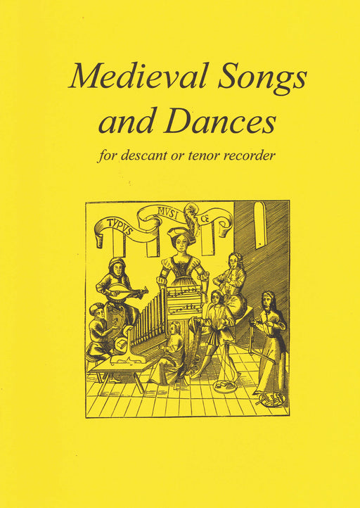 Various: Medieval Songs and Dances
