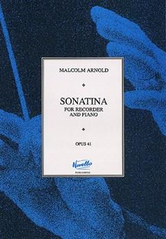 Arnold: Sonatina Op. 41 for Recorder and Piano