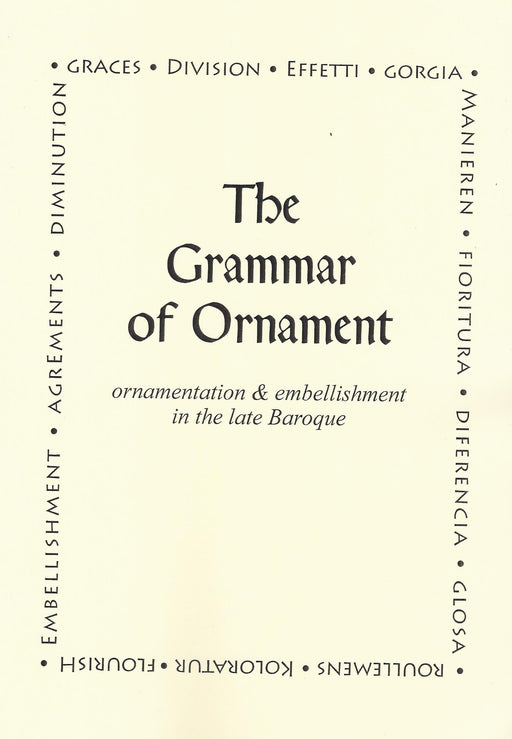 Haas: The Grammar of Ornament