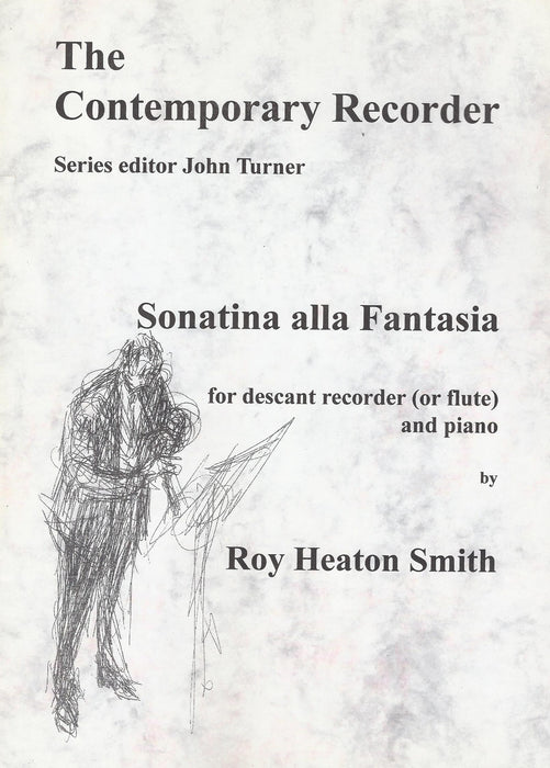 Heaton Smith: Sonatina alla Fantasia for Descant Recorder and Piano