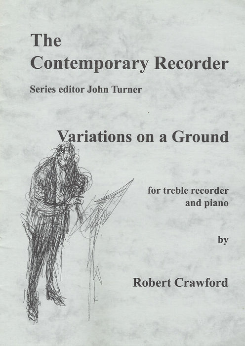 Crawford: Variations on a Ground for Treble Recorder and Piano