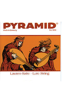 Pyramid Wound Lute String 1633