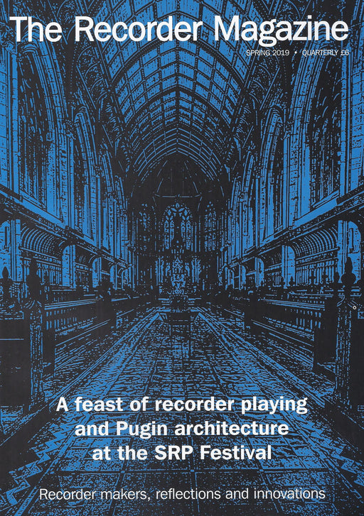 The Recorder Magazine - Spring 2019