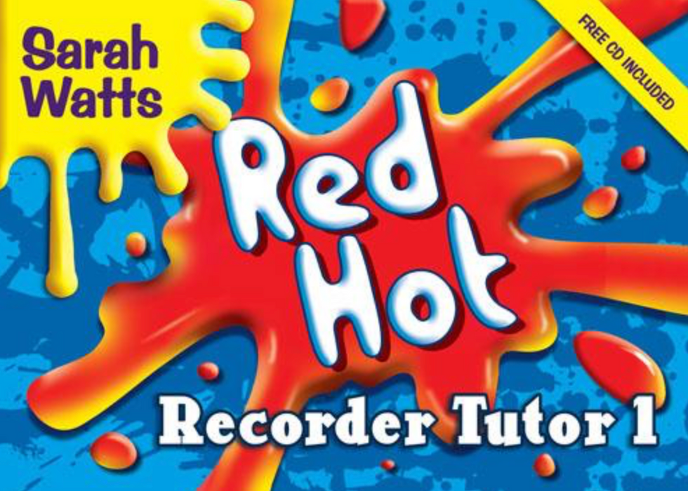 Watts: Red Hot Recorder Tutor Book 1