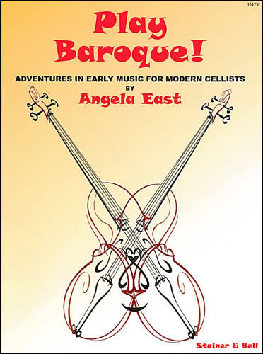 East (ed.): Play Baroque!