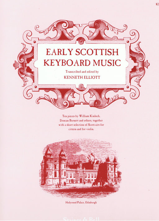 Various: Early Scottish Keyboard Music