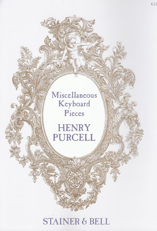Purcell: Miscellaneous Keyboard Pieces