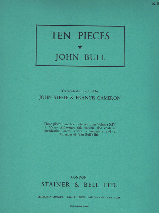 Bull: Ten Pieces