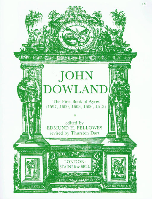Dowland: The First Book of Ayres