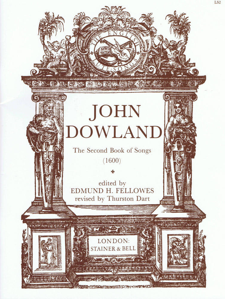 Dowland: The Second Book of Songs (1600)