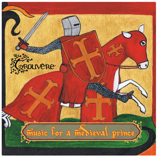Music for a Medieval Prince - CD