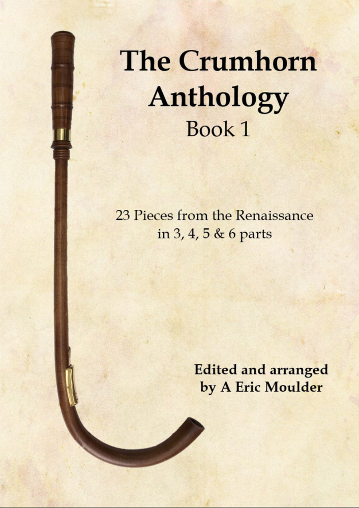 The Crumhorn Anthology, Book 1 by Eric Moulder