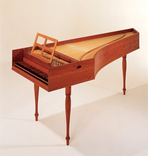 "TPW French ""Junior"" Single Harpsichord Kit after Denis School by The Paris Workshop"