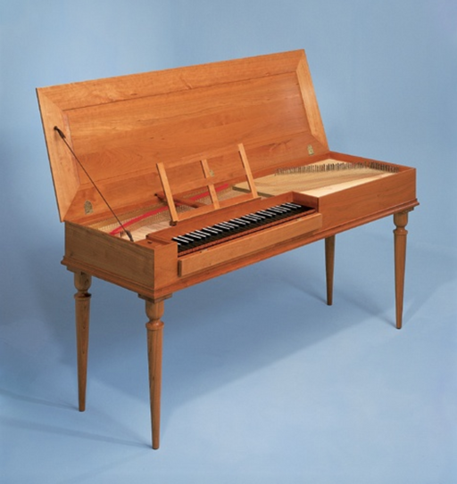 TPW Unfretted Clavichord Kit after Gerlach School by The Paris Workshop