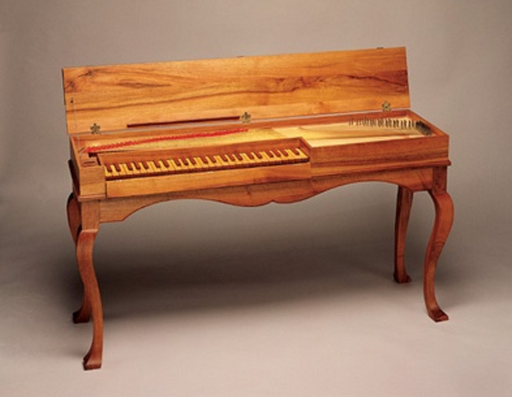 TPW Double Fretted Clavichord Kit after Hubert School by The Paris Workshop