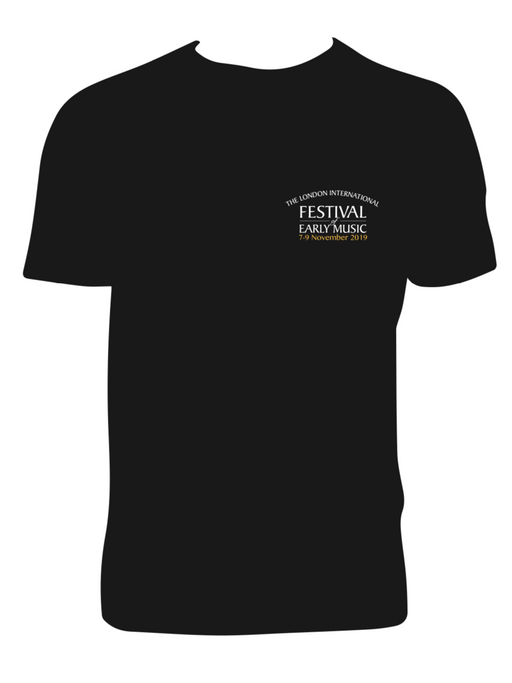 London Festival of Early Music 2019 T-Shirt