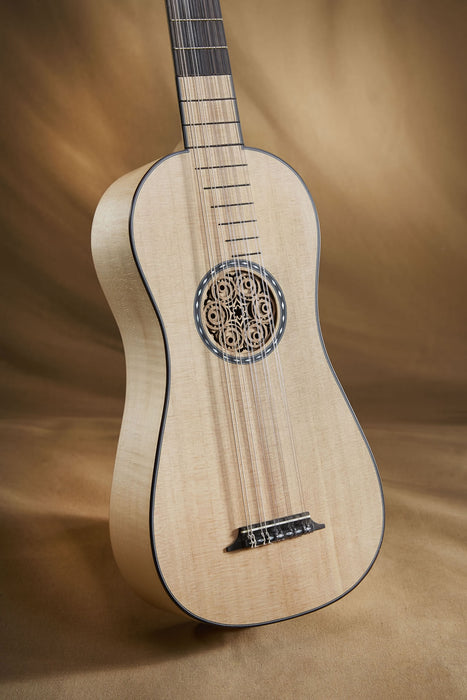 5 Course Baroque Guitar after Stradivarius by Early Music Shop