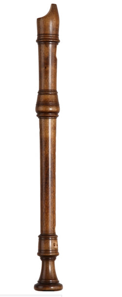 Takeyama Soprano Recorder in Maple