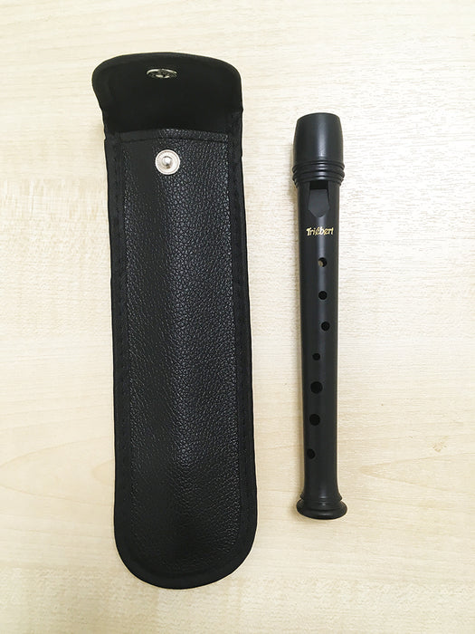 Triebert Garklein Recorder in Matt Black Finish