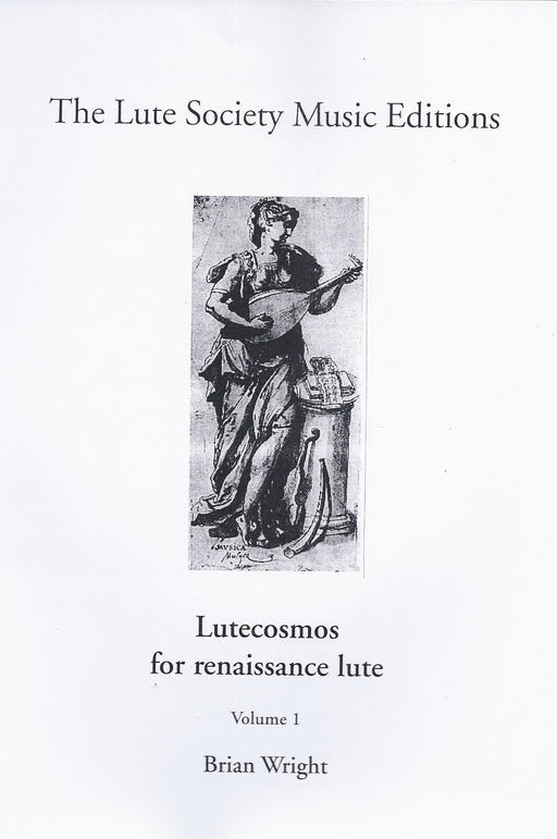 Various: Lutecosmos for Renaissance Lute, Vol. 1