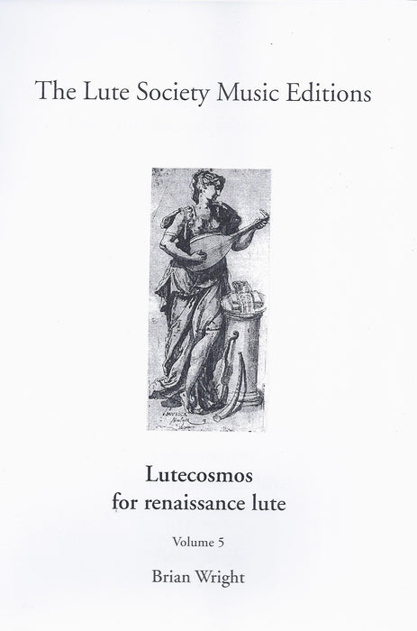 Various: Lutecosmos for Renaissance Lute, Vol. 5