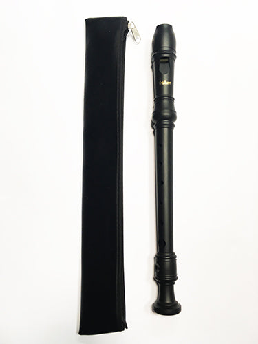 Canvas Case for Soprano Recorder by Triebert