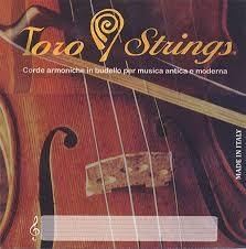 Toro Baroque Viola 4th/C Wound String